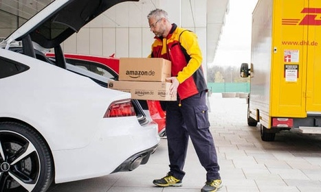 Amazon To Deliver Parcels Directly To Car Boots I The Guardian | OMNICHANNEL | Scoop.it