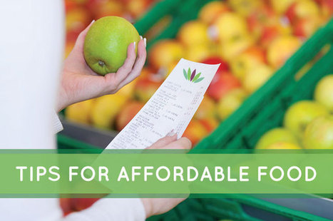 10 Tips for Healthy and Affordable Food - Liveto110.com | Nutritional Balancing | Scoop.it