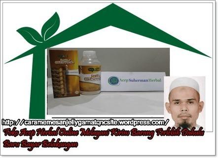 Cara Memesan Jelly Gamat QnC Murah Via SMS | Jelly Gamat Gold G | Scoop.it
