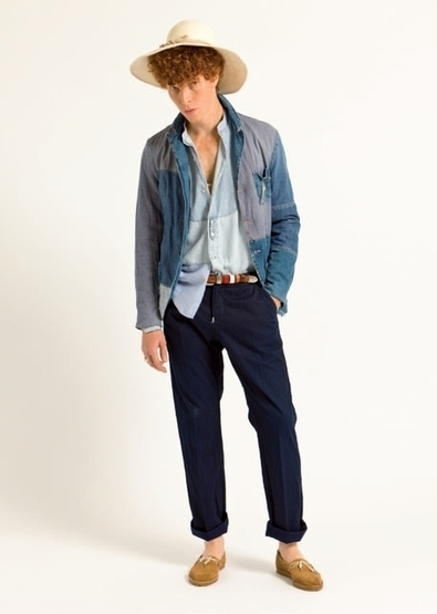 Dondup S/S 2012 Men's Lookbook | Le Marche & Fashion | Scoop.it
