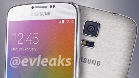Samsung Galaxy Alpha to be metal Galaxy S5? | Techno Blog | Technology information | Scoop.it