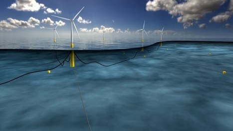 World's first floating wind farm to be built off Scottish coast | Sustainable Futures | Scoop.it