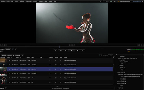 FilmLight Supports On-Set Looks, Baselight for NUKE and Apple ProRes | Broadcast | Baselight | Scoop.it