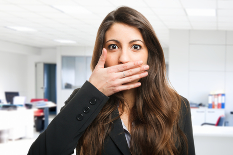 The 15 Biggest Body Language Blunders | Learning & Learning Technologies - Interest Piques | Scoop.it