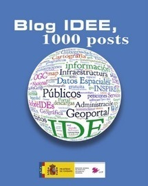 Blog IDEE: Ya está disponible el libro digital del Blog IDEE | geoinformação | Scoop.it