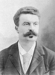 5 août 1850 naissance de Henry-René-Albert-Guy de Maupassant au château de Miromesnil à Tourville-sur-Arques | GenealoNet | Scoop.it
