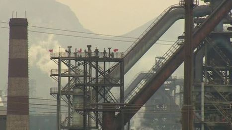 China re-opens steel mills despite pledge to cut production - BBC News | Aggregate Demand and Supply | Scoop.it