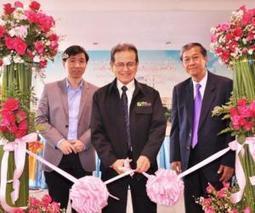 ภาพข่าว: ร่วมเปิดงานโครงการนำร่องการจัดการศึกษาแบบมีส่วนร่วมขององค์กรในชุมชนเพื่อสุขภาวะคนไทย | ThaiPR.NET | News about DPU | รวมข่าวมหาวิทยาลัยธุรกิจบัณฑิตย์ | Scoop.it