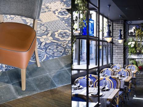 Montes de Galicia Restaurant by Egue y Seta, Madrid – Spain »  Retail Design Blog | retail and design | Scoop.it