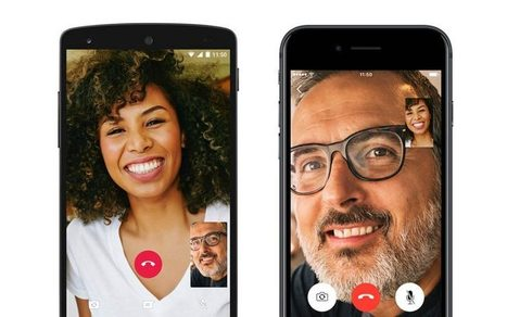 WhatsApp has finally added video calling | Great technology tips from the Geek Goddess | Scoop.it