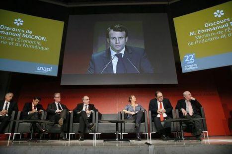 Face-à-face tendu entre Macron et les professions libérales | Actus - Divers | Scoop.it