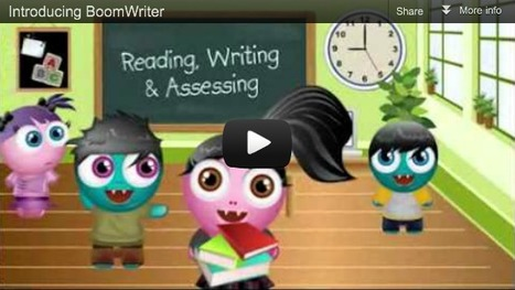 iLearn Technology | BoomWriter: Collaborative story writing | Scriveners' Trappings | Scoop.it