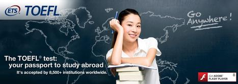 TOEFL: Home | E-learning e idiomas | Scoop.it