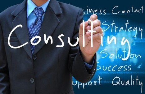 How To Be a Consultant: 10 Steps to Self Employment | EmPrendo | Scoop.it