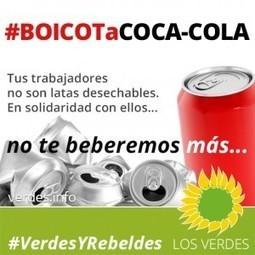 Coca-Cola explota y vulnera derechos legítimos de sus trabajadores y trabajadoras   Opinión   Scoop.it