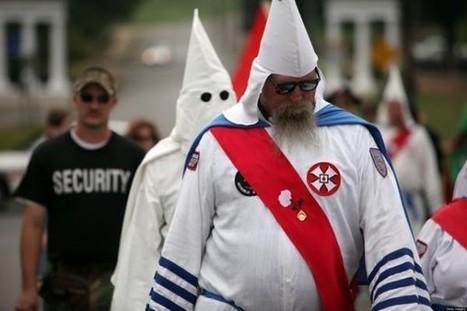 Les Anonymous sur le point de révéler les identités d'un millier de membres du Ku Klux Klan | Tout le web | Scoop.it