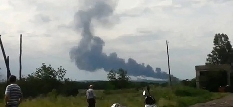 Voice of Russia Live Malaysian plane crash 295 Dead in Ukraine | News From Stirring Trouble Internationally | Scoop.it