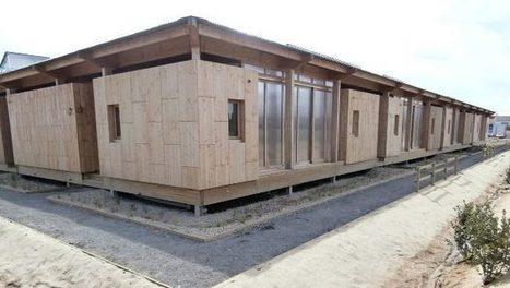 Un village vacances écologique en Vendée   Développement durable dans le bâtiment   Scoop.it