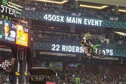 Ryan Villopoto Back On Top At Phoenix Supercross | Motorsports and Marketing | Scoop.it