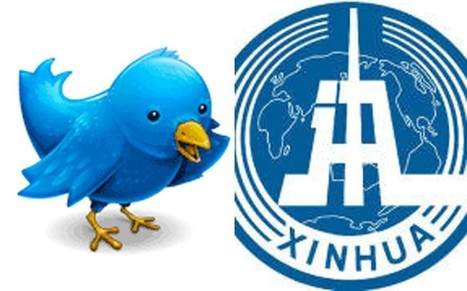 China's Xinhua irks bloggers by using Twitter  - Telegraph | Chinese Cyber Code Conflict | Scoop.it