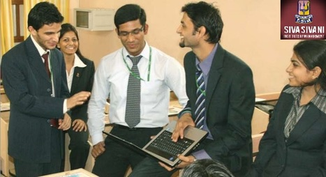 Second Phase GD&PI at SSIM | Siva Sivani Institute of Management | B school Awards | Scoop.it