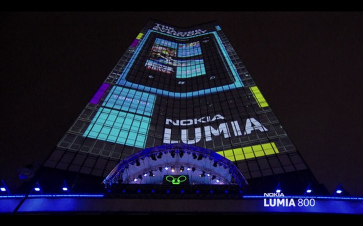 3D Mapping goes 4D with Nokia Lumia! | Machinimania | Scoop.it