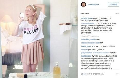 Το κορίτσι του Instagram που ξεγέλασε το ίντερνετ   Liquid Planet   Scoop.it