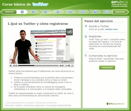 Curso básico de Twitter - Diputación Foral de Gipuzkoa | Docentes y TIC (Teachers and ICT) | Scoop.it