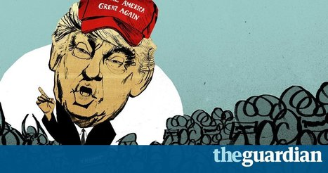 'Could he actually win?' Dave Eggers at a Donald Trump rally   My Umbrella Cockatoo, TIKI   Scoop.it