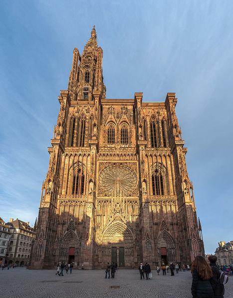 Millénaire de la cathédrale de Strasbourg - Balades Historiques | tourisme historique | Scoop.it