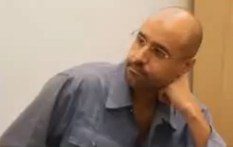 Saif Al-Islam gives one-minute TV interview | Saif al Islam | Scoop.it
