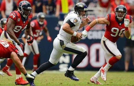 Texans-Ravens, Colts-49ers among Week 3 must attend games - SI.com   Sports   Scoop.it