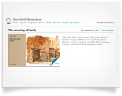 Storybird - Storybird for Schools | Literacy Tools for 14 - 19 | Scoop.it