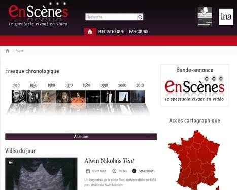 Espace pédagogique : éducation artistique et action culturelle - les ressources numériques vidéo pour l'enseignement du théâtre | veille du CDI par discipline | Scoop.it