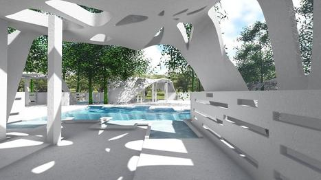 Renderings & Details Unveiled for Extraordinary 3D Printed Home in New York | D-Shape Topics | Scoop.it