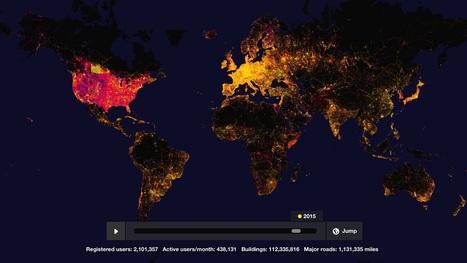 10 years of OpenStreetMap | Mapbox | Le monde sous toutes ses cartes | Scoop.it