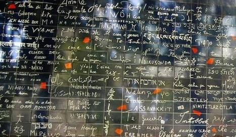 """Existe un lugar en París donde puedes decir 300 veces """"Te Quiero"""" de una vez   Mexicanos en Castilla y Leon   Scoop.it"""