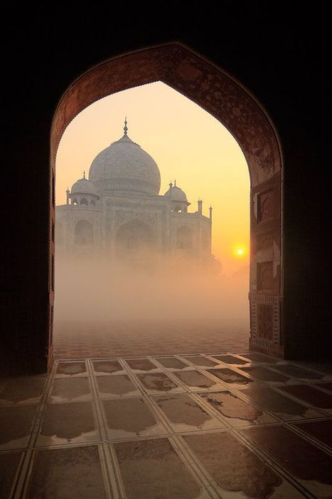 Taj Mahal Tour | Golden Triangle Packages | Scoop.it