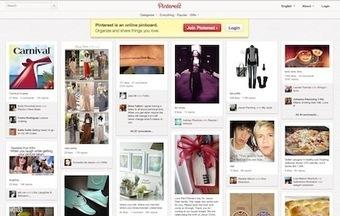 Shopping et social média : Plus d'engagement sur Pinterest que sur Facebook   CommunityManagementActus   Scoop.it