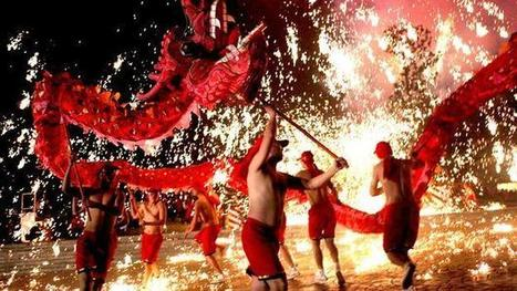 Lunar New Year: Asia's big party | Creating long lasting friendships through adventure travel | Scoop.it