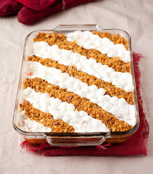 Browned Butter Sweet Potato Casserole | Forsyth thanksgiving | Scoop.it