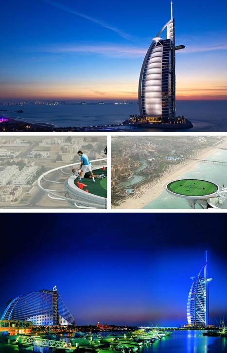 Burj Al Arab, Dubái | Arquitectura Del Siglo XXI | Scoop.it
