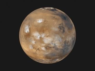 Il y a bien du méthane sur Mars ! | Science Actualités | Scoop.it