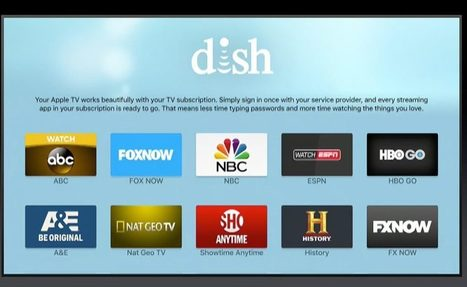Apple TV's New Single Sign-On May Not Work With Your Pay TV Provider - Variety   mvpx_CTV   Scoop.it