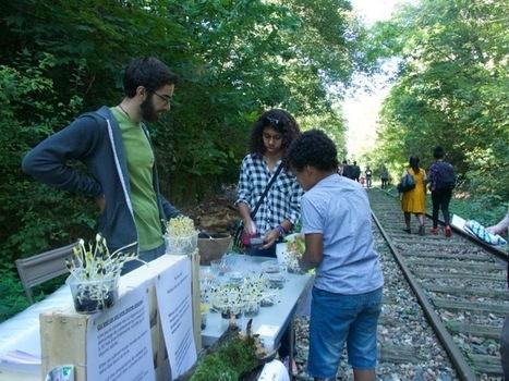 Un Open Bidouille Camp à la reconquête de la petite ceinture | Innovation sociale | Scoop.it