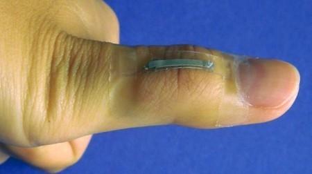 Silver nanowires form basis of new wearable, multifunctional sensor   digital health   Scoop.it