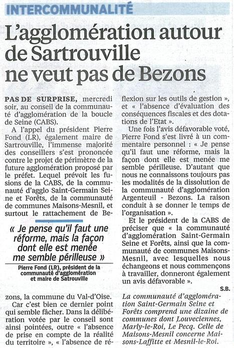 Quelle Communauté d'aglomération demain ? | Croissy sur Seine | Scoop.it
