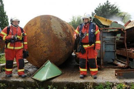 Bayonne : deux morts lors d'une double explosion dans une usine | Cote-basque way of life | Scoop.it