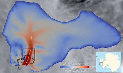 Major Antarctic Glacier Melting Irreversibly, Reaching Tipping Point | EcoWatch | EcoWatch | Scoop.it