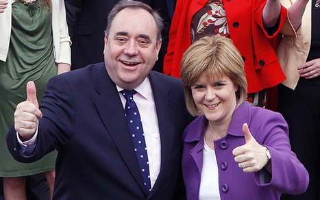 Nicola Sturgeon: Only independence will save Scottish NHS | My Scotland | Scoop.it